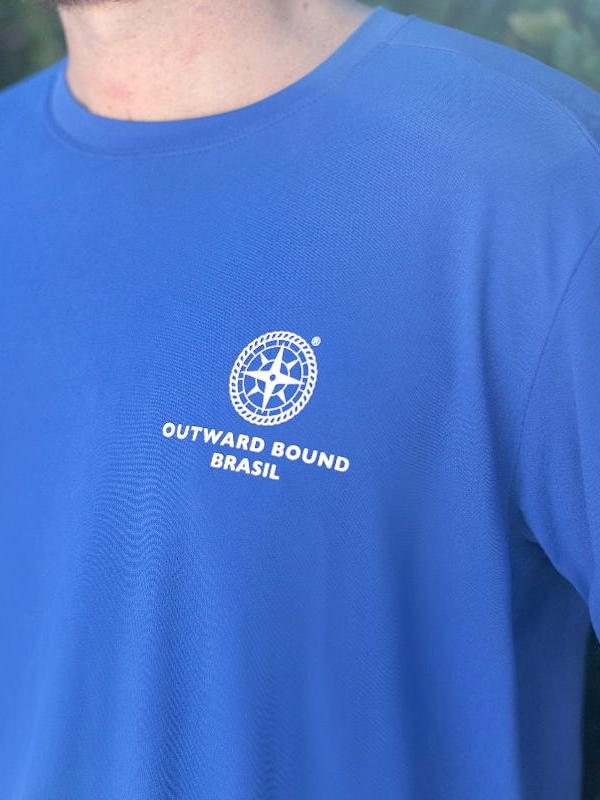 Camiseta Outward Bound Brasil